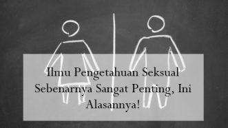 Ilmu Pengetahuan Seksual